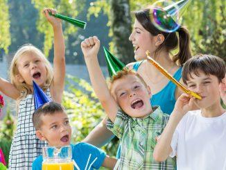 kindergeburtstag 5 Jahre