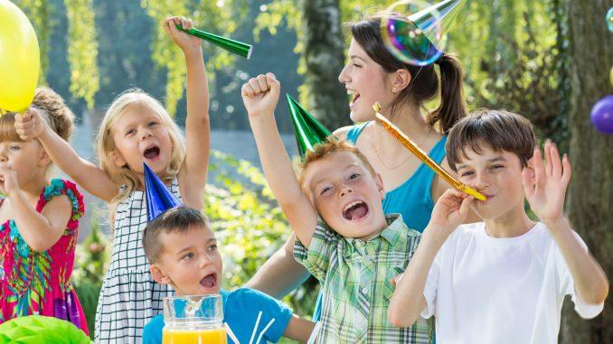 Schatzsuche Kindergeburtstag 5 Jahre Tipp Geburtstags Schnitzeljagd